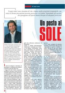 TEMPO SPORT INTERVISTA DOTT LAINO